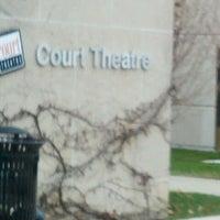 Снимок сделан в Court Theatre at University of Chicago пользователем Fredo A. 12/15/2011
