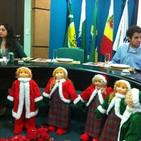 Photo taken at COPEJEM Conselho Jovem Empresario de Maringa by Cleber C. on 11/22/2011