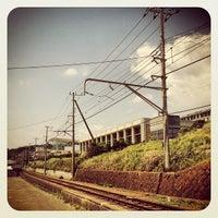 Photo taken at チャペルマリンマリアージュ by つ on 8/9/2012