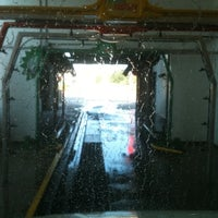 Photo taken at The Wash Factory Car Wash by Tim B. on 7/7/2011