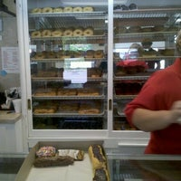 Photo taken at Ralph's Donuts by Tracy J. on 8/11/2012
