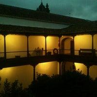 Photo taken at Museo Insular de Bellas Artes, Ciencias Naturales y Etnografía by Miguel G. on 1/3/2012