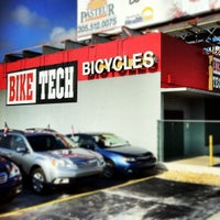 Photo taken at Bike Tech by Christopher S. on 5/2/2012