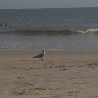 Photo taken at Atlantic ocean Tybee Island by Danielle V. on 9/2/2012