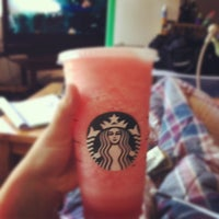 Photo taken at Starbucks by Angelica S. on 5/4/2012