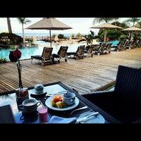 Photo taken at Intercontinental Resort by Abdullah H. on 9/8/2012