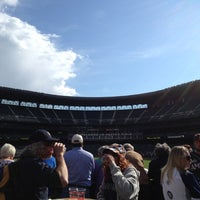 Foto tirada no(a) The 'Pen at Safeco Field por Elaine S. em 5/26/2012