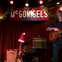 Photo taken at McGonigel's Mucky Duck by Jim F. on 12/10/2011
