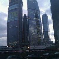 Photo taken at БЦ «Северная башня» by Max K. on 12/28/2011