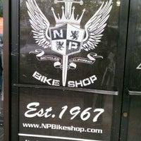 Photo taken at Newbury Park Bike Shop by TJ M. on 1/16/2012