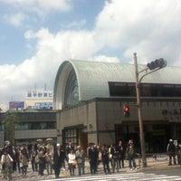4/18/2012にChizuko S.が四ツ谷駅で撮った写真