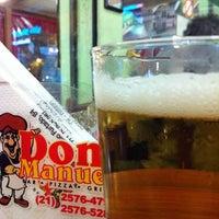 Photo taken at Dom Manuel by Marcelo V. on 8/31/2012