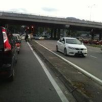 Photo taken at Melawati-Permata junction by Didi A. on 3/1/2012