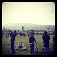 Photo taken at Santa Teresa High School by Tyler M. on 11/12/2011