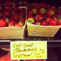 Photo taken at Chatham Village Market by Gloria C. on 8/12/2012