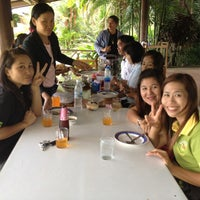Photo taken at ครัวสาคร by Mommam A. on 8/29/2012