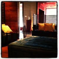 Photo taken at Kimpton Ink48 Hotel by Jessica S. on 6/20/2012