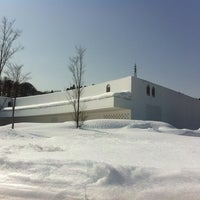 Photo taken at Aomori Museum of Art by Kotaro M. on 3/1/2012