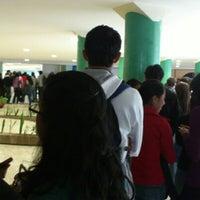 Photo taken at UTPL - Octógono by Juan Pablo M. on 9/11/2012
