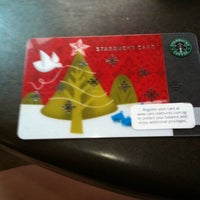 Photo taken at Starbucks by GoshPrincess on 1/2/2011