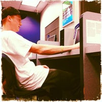 Photo taken at FedEx Office Print & Ship Center by Jake C. on 4/21/2012