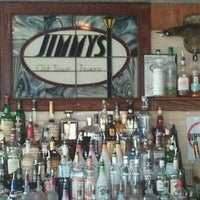 Photo taken at Jimmy's Old Town Tavern by Charlie R. on 11/18/2011