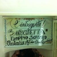 Foto scattata a Dal Sorchettaro da Maurizio B. il 10/22/2011