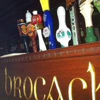 Photo taken at Brocach Irish Pub on the Square by Gary M. on 8/31/2011