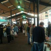 Photo taken at St. Paul Farmers' Market by rhys p. on 10/23/2011