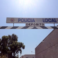 Photo taken at Policía Local by Катарина on 8/14/2012