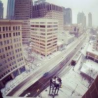 Photo taken at The Westin Edmonton by Tod M. on 11/17/2011