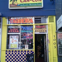 Photo taken at Taqueria Cancun by Jim W. on 1/17/2012