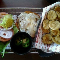 Photo taken at Smashburger by Stephanie L. on 11/12/2011