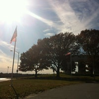 Photo taken at Memorial Park by Jeff S. on 11/14/2011