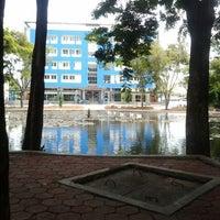 Photo taken at Universitas Esa Unggul by Coeleh D. on 12/18/2011