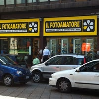 Photo taken at Il Fotoamatore by Roberto A. on 9/23/2011