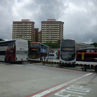 Photo taken at Hougang Central Bus Interchange by Wj W. on 9/2/2011