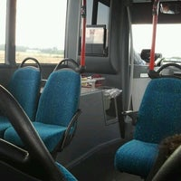 Photo taken at Bus 157 naar Oss by Anna C. on 7/6/2012