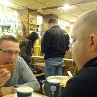 Photo taken at Little Vincent's Pizza by Louis M. on 4/6/2012