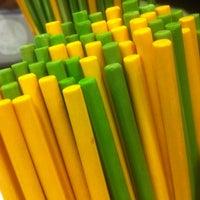 Photo taken at Gigi Sushi Bar by Jimmy W. on 5/29/2012