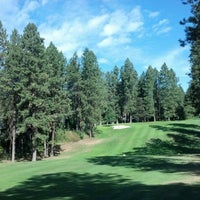 Photo taken at Coeur d'Alene Golf Club by LoG S. on 9/2/2012