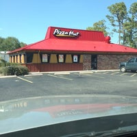 Photo taken at Pizza Hut by Susan G. on 4/27/2012