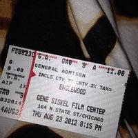 Photo prise au Gene Siskel Film Center par Curvatude le8/24/2012