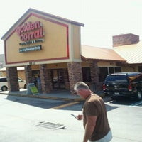 Photo taken at Golden Corral by Katie S. on 9/11/2011