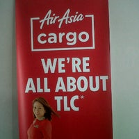 Photo taken at Air asia cargo by iwin purec .. on 9/16/2011