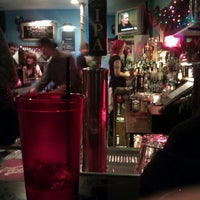 Photo taken at Pike Bar & Fish Grill by Kellen B. on 12/17/2011