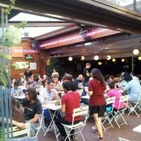 7/5/2012 tarihinde Samet K.ziyaretçi tarafından Thales Bistro'de çekilen fotoğraf