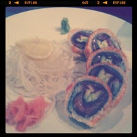 Photo taken at Ru San's Japanese Sushi & Cuisine by Jacquelyn G. on 11/1/2011