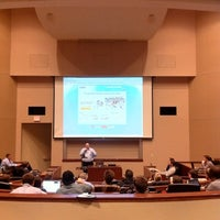 Photo taken at School of Law - University of St. Thomas by Garrio H. on 1/14/2011