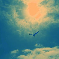 Das Foto wurde bei Pacific Beach von Toby C. am 7/29/2012 aufgenommen